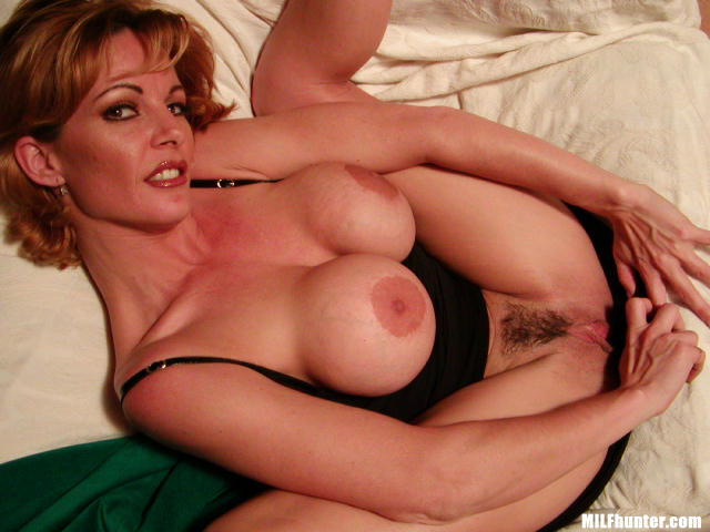 Milf hunter red head