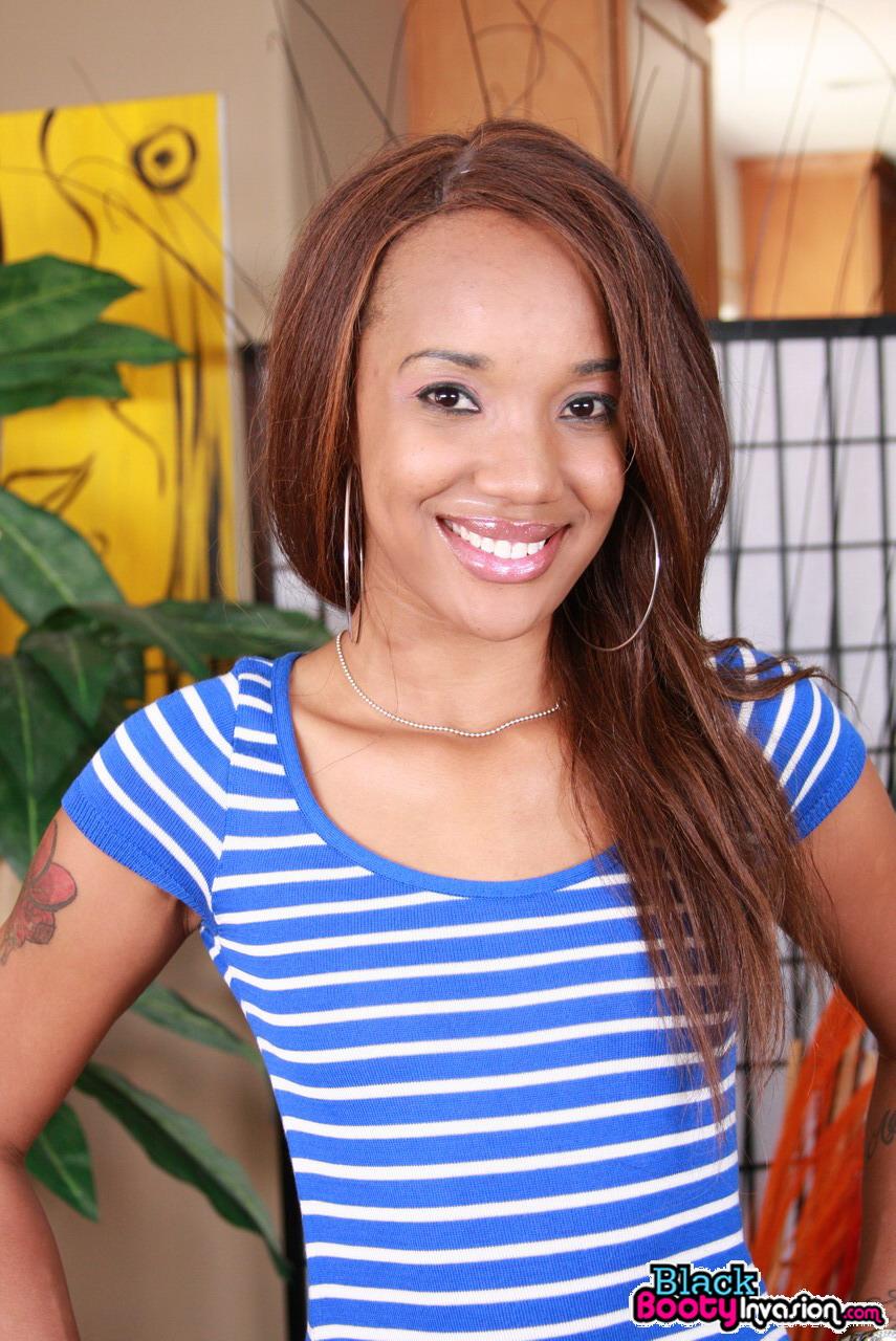 Ebony Teen Right On 90