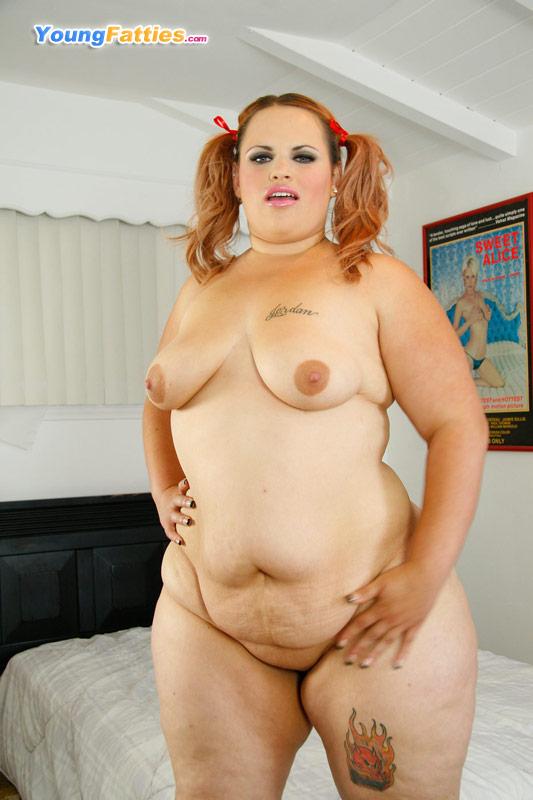Голые фото толстых американок