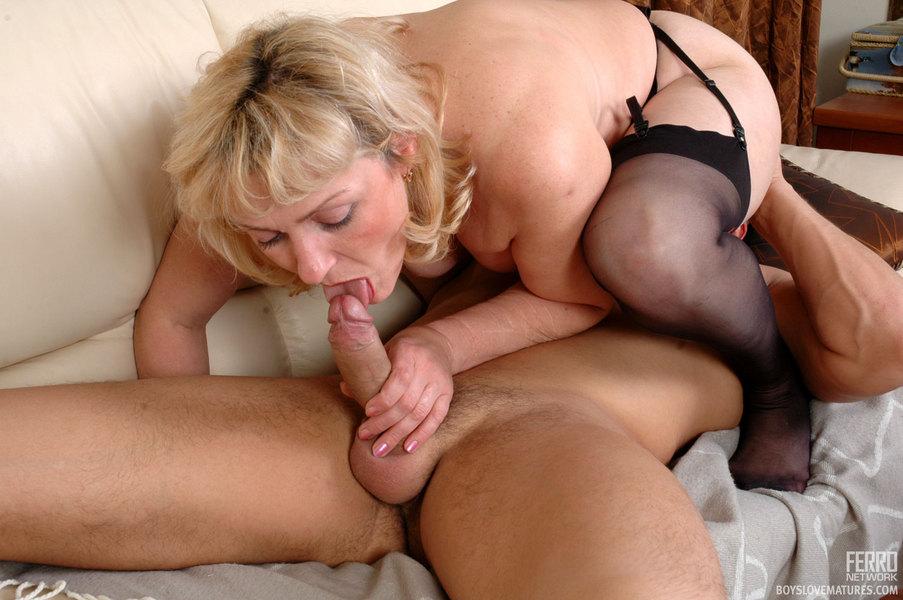 Оральный Секс Со Зрелыми