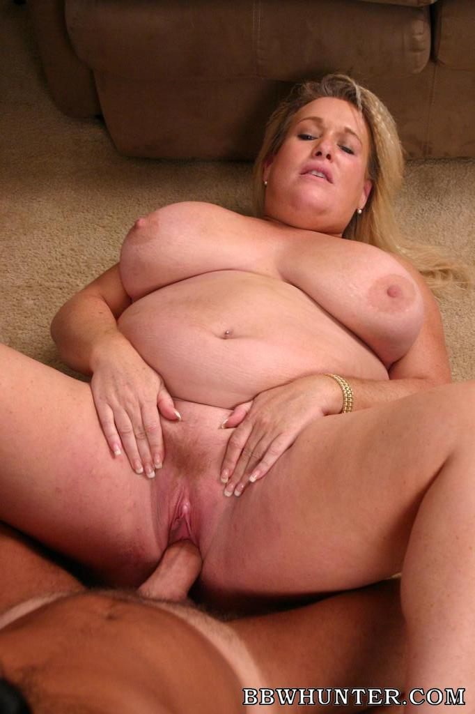 Suggest bbw hunter fat pussy