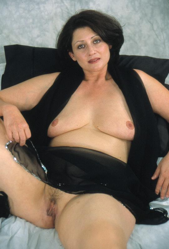 любительские фото голых зрелых женщин за 40