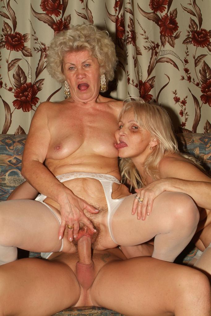 Порно фото бабушка шалунья