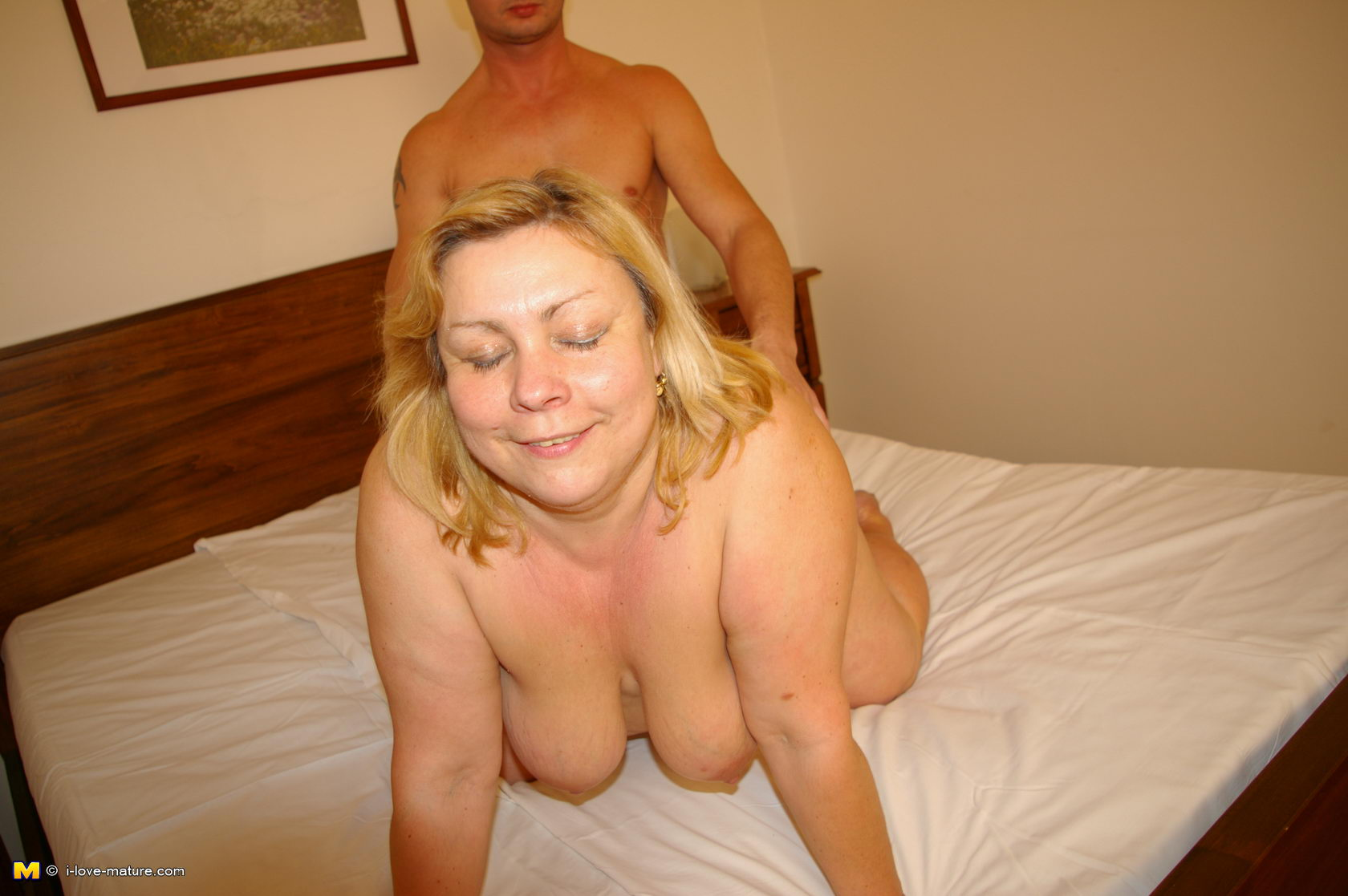 Fat mature older ugly woman