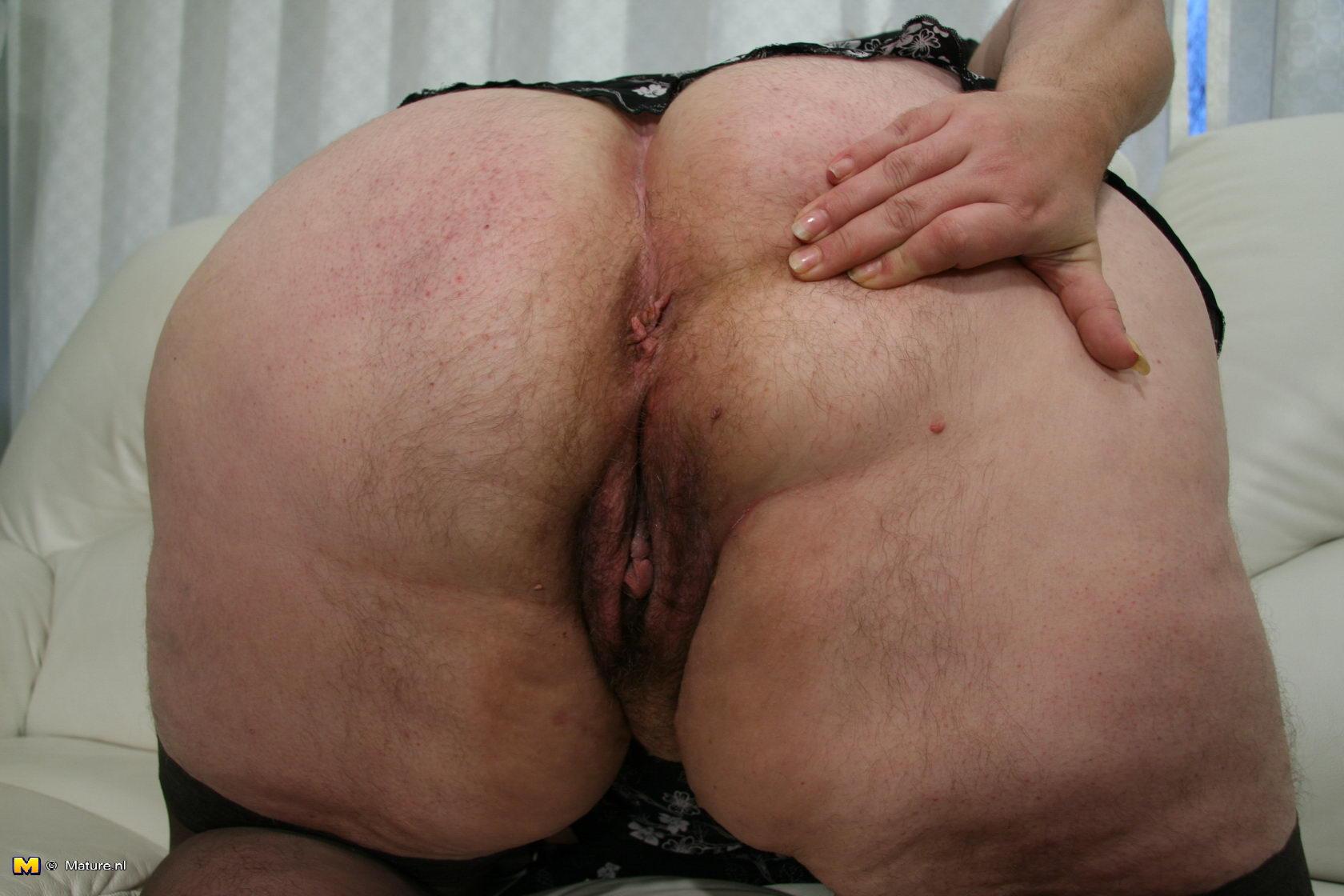 Бабушки толстые секс