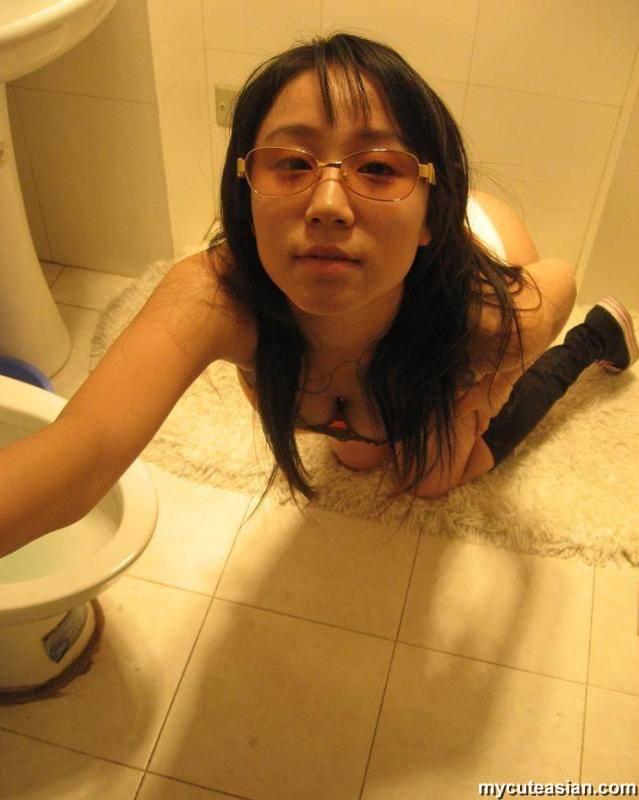 Amateur asian horny