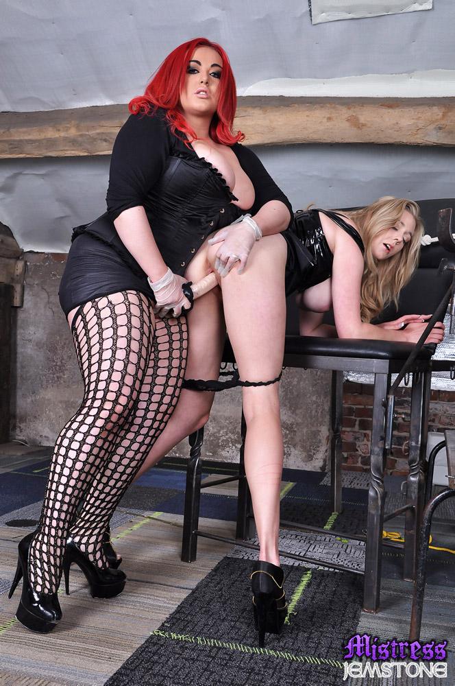 pussy Mistress jemstone