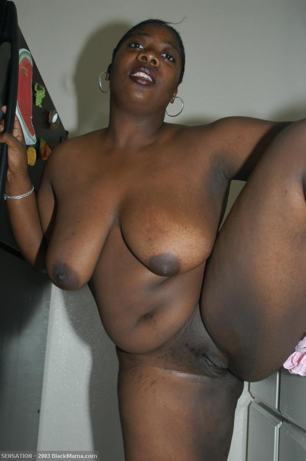 Big naked black fatty pics question
