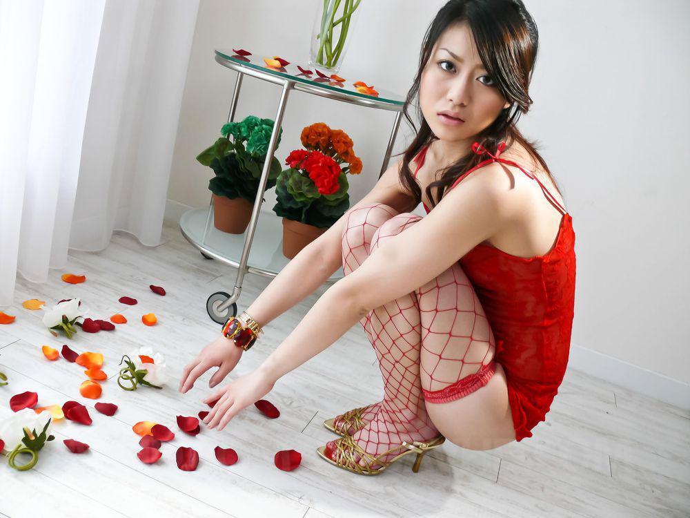Factory asian girl