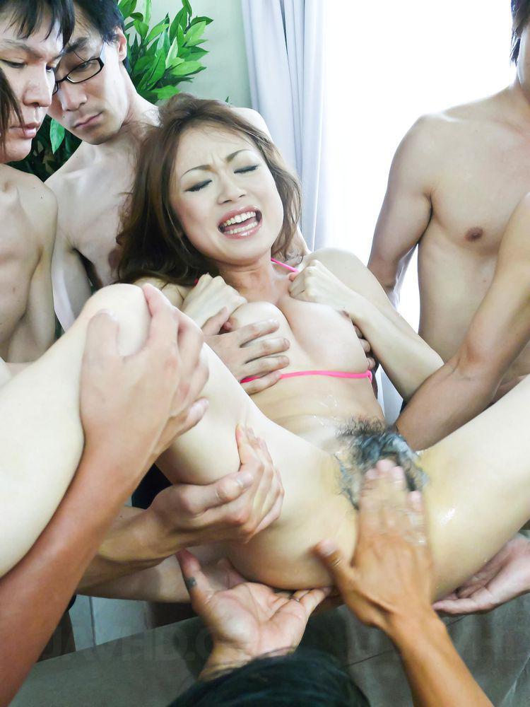 порно бабки азиатки групповуха