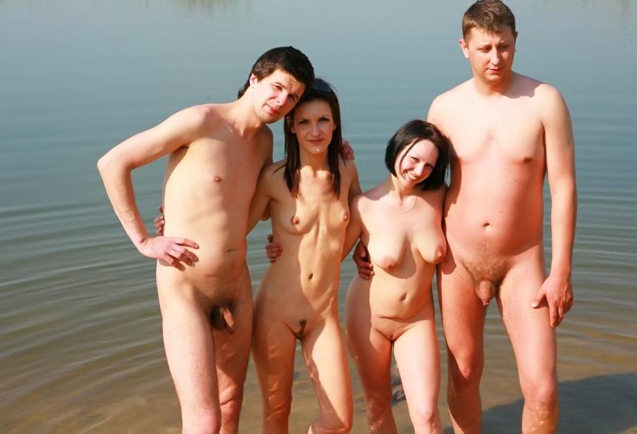 частные фото нудистов савина