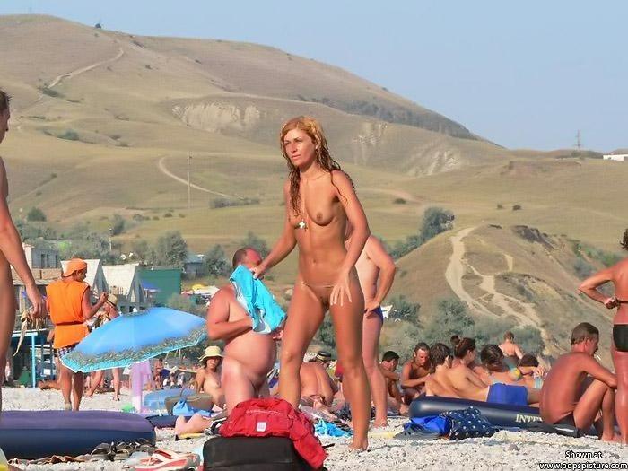 Фото нудистов пляжа 5580 фотография
