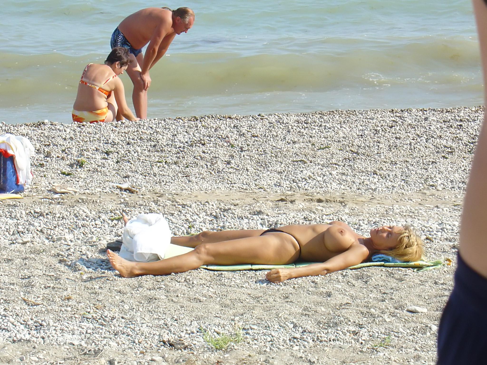 Лучшие нудистские пляжи