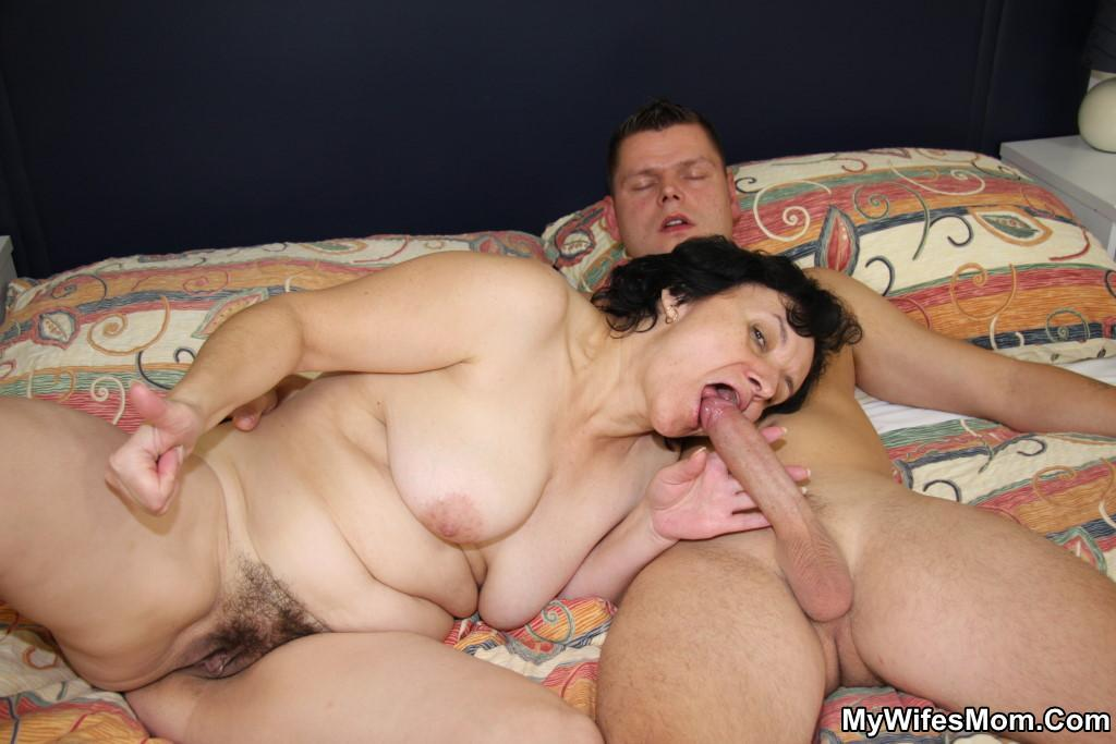 фото секс с бабулей