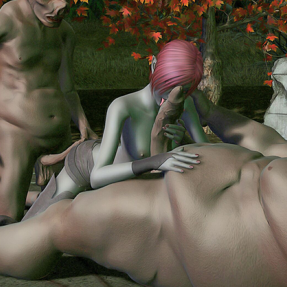 Sexy elf chick fucked nude pics