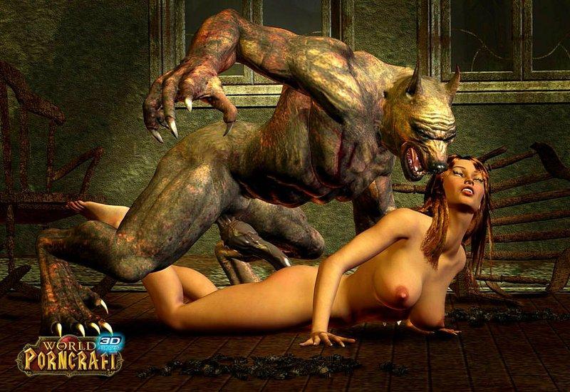 Война вампиров и оборотней порно