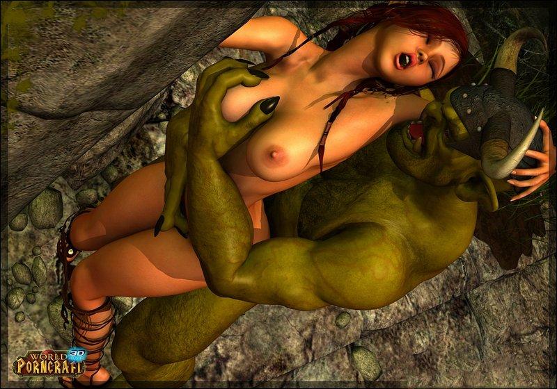 3d порно монстры мульт
