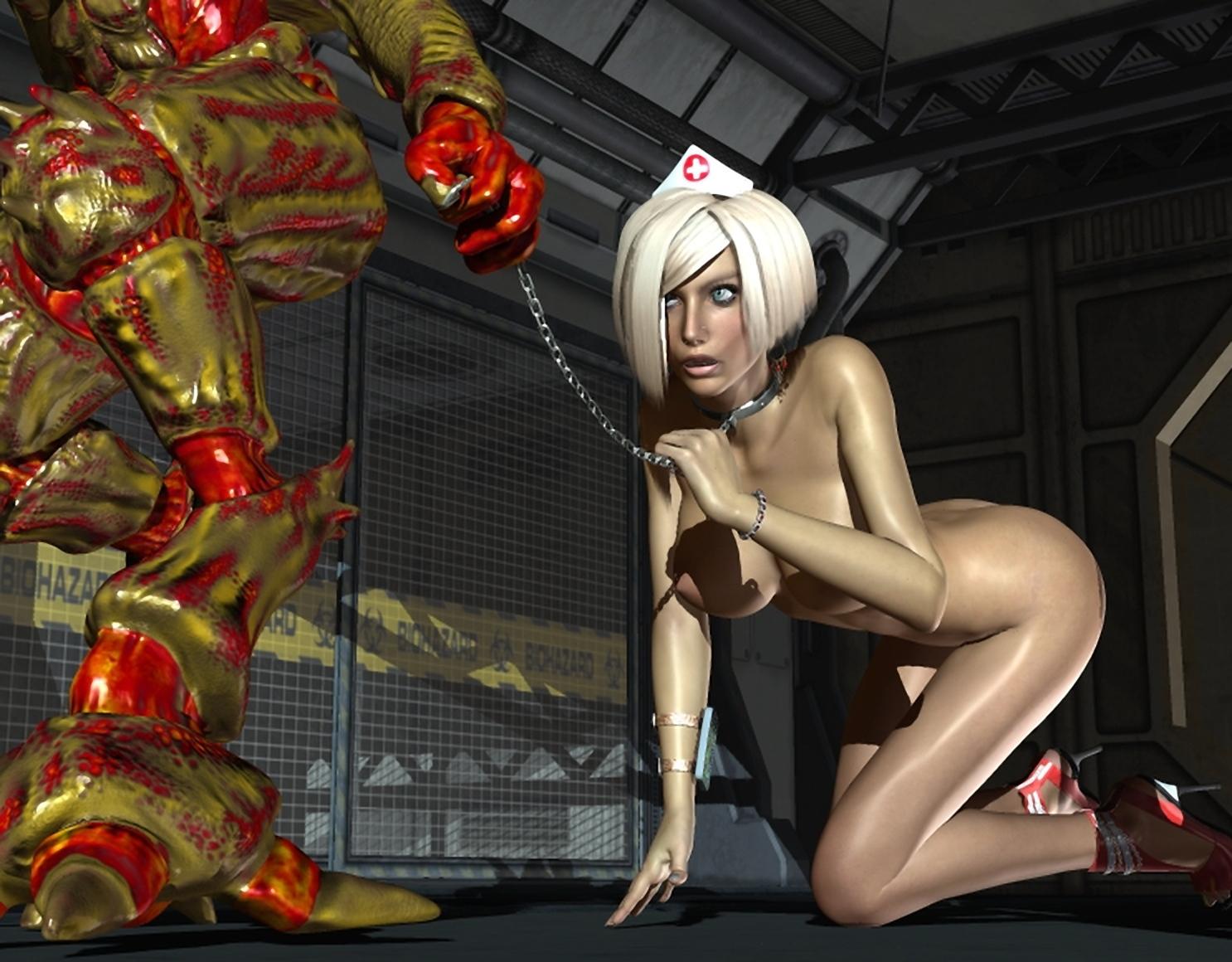 Sexy alien babe gallery fucked clip