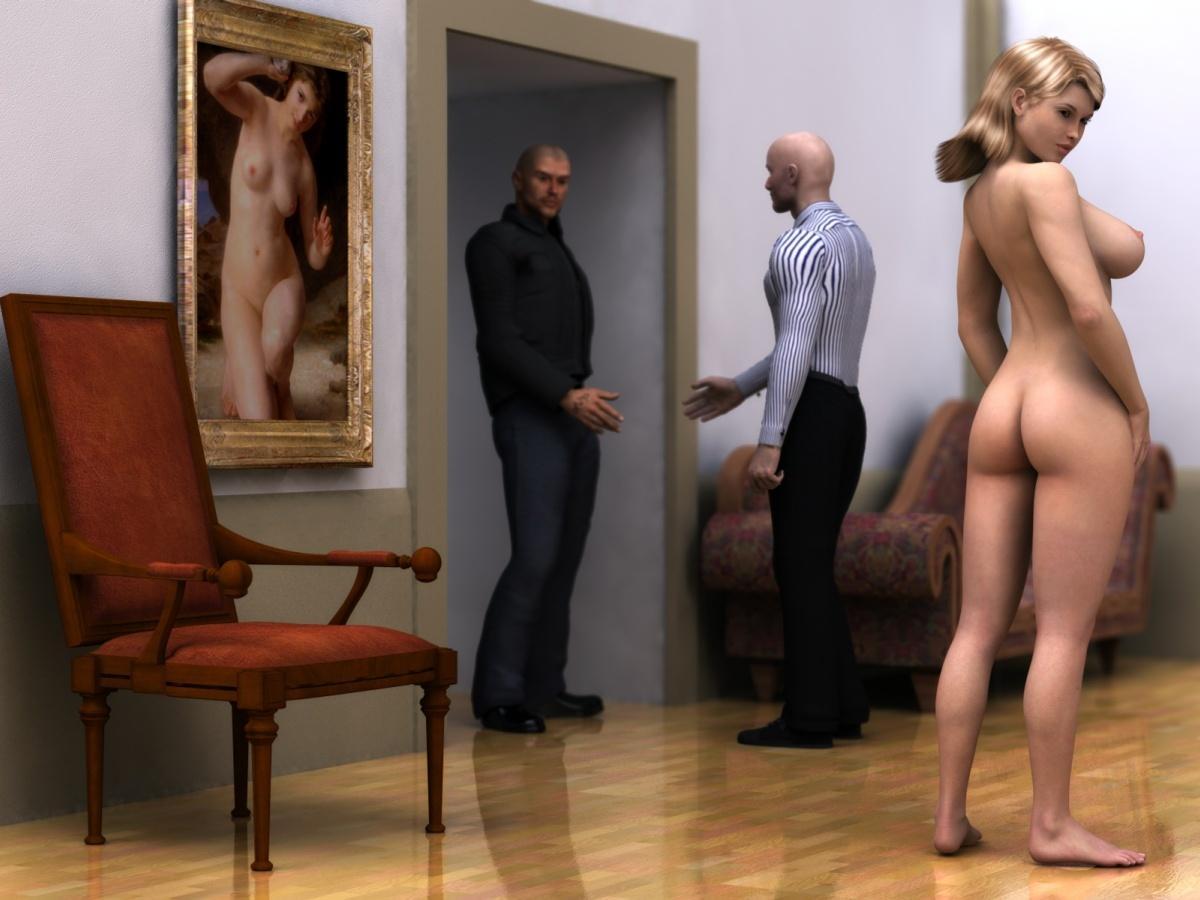 golie-sportsmenki-doma-video