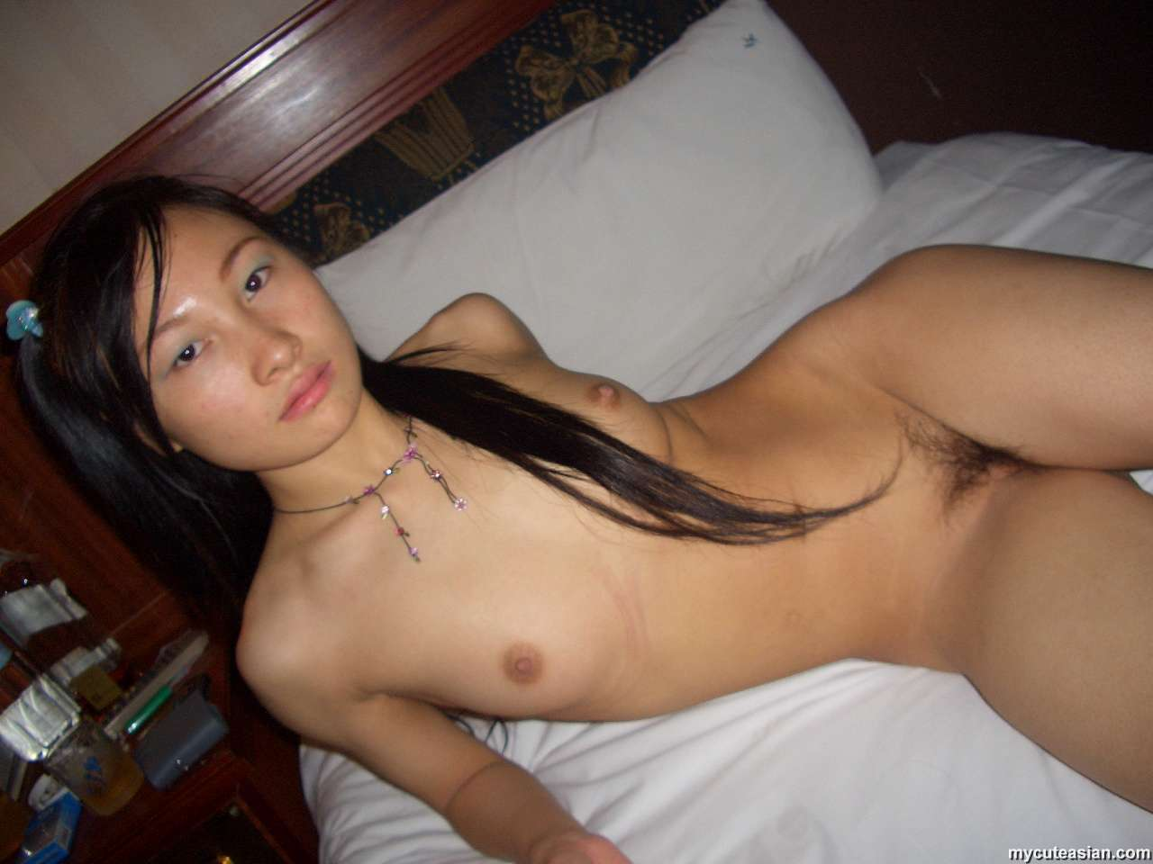 Thick Asian Teen Creampie