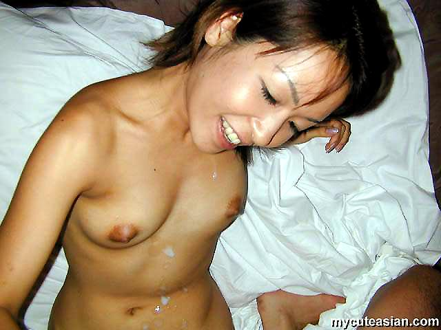 Japanese Wife Small Tits