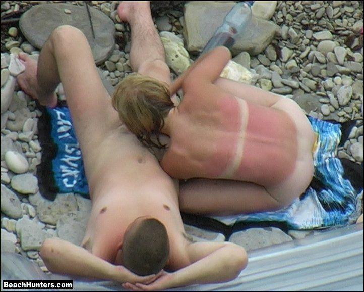 Порно сексна пляже скрытая камера