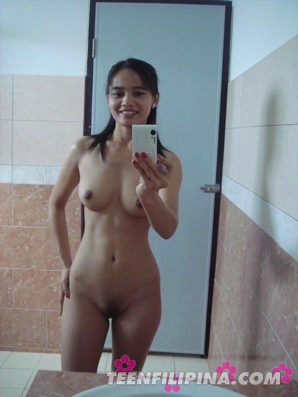 nude self shot Filipina girl