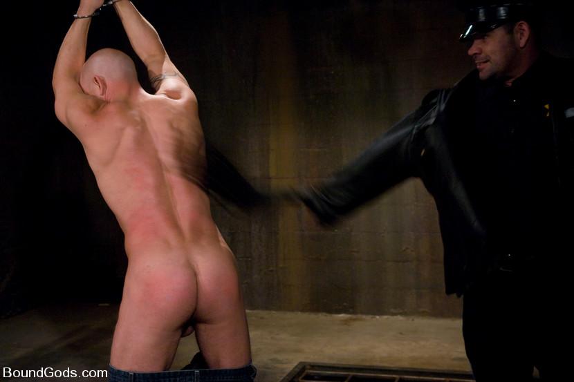 bound cop gay