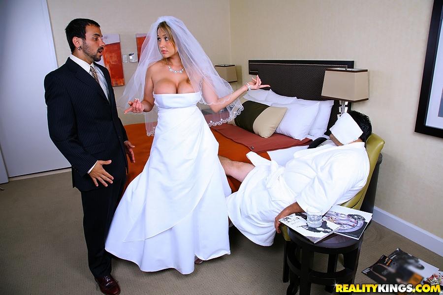 порно фото жены свадьба