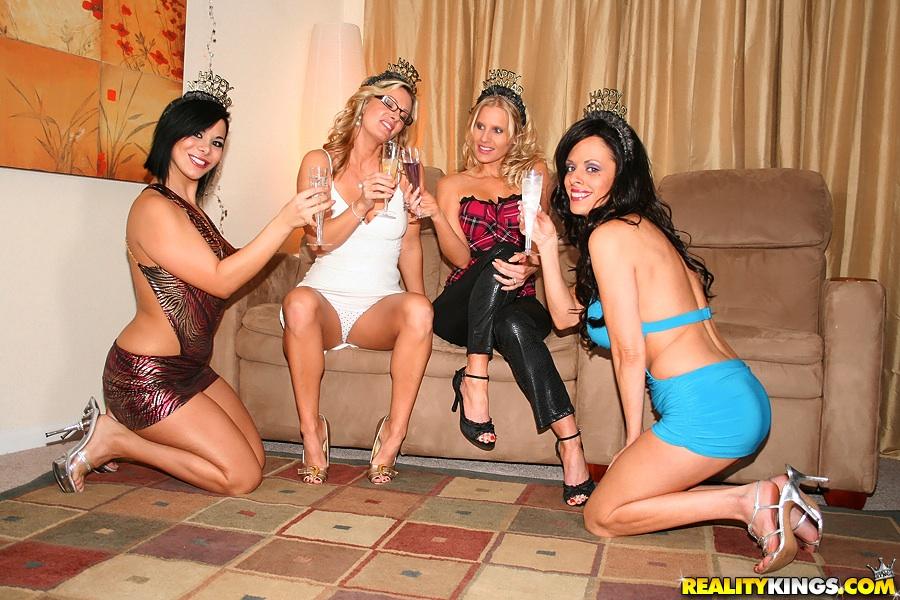 Milf next door group sex