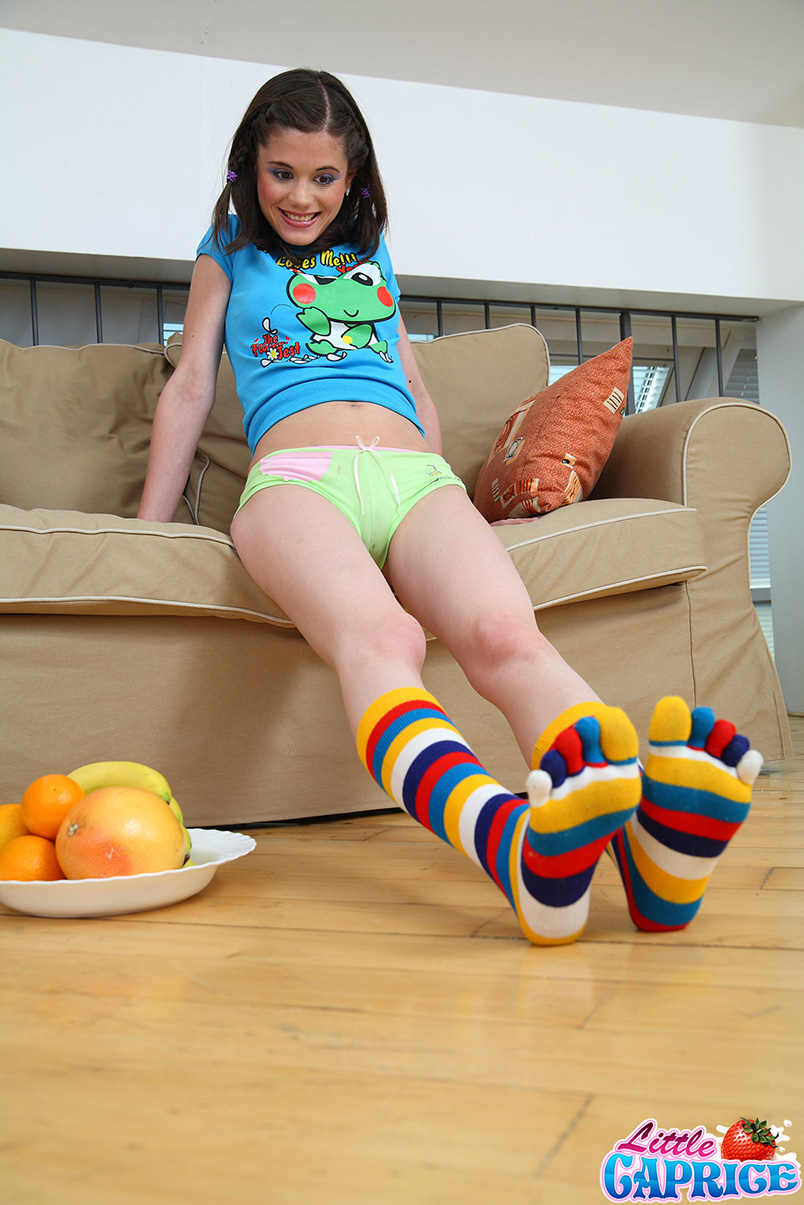 Teen play turned forplay