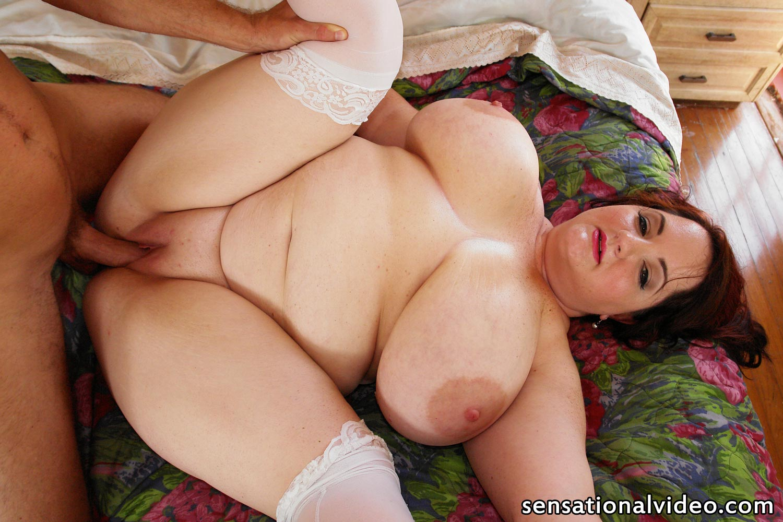 секс с грудастыми толстушками