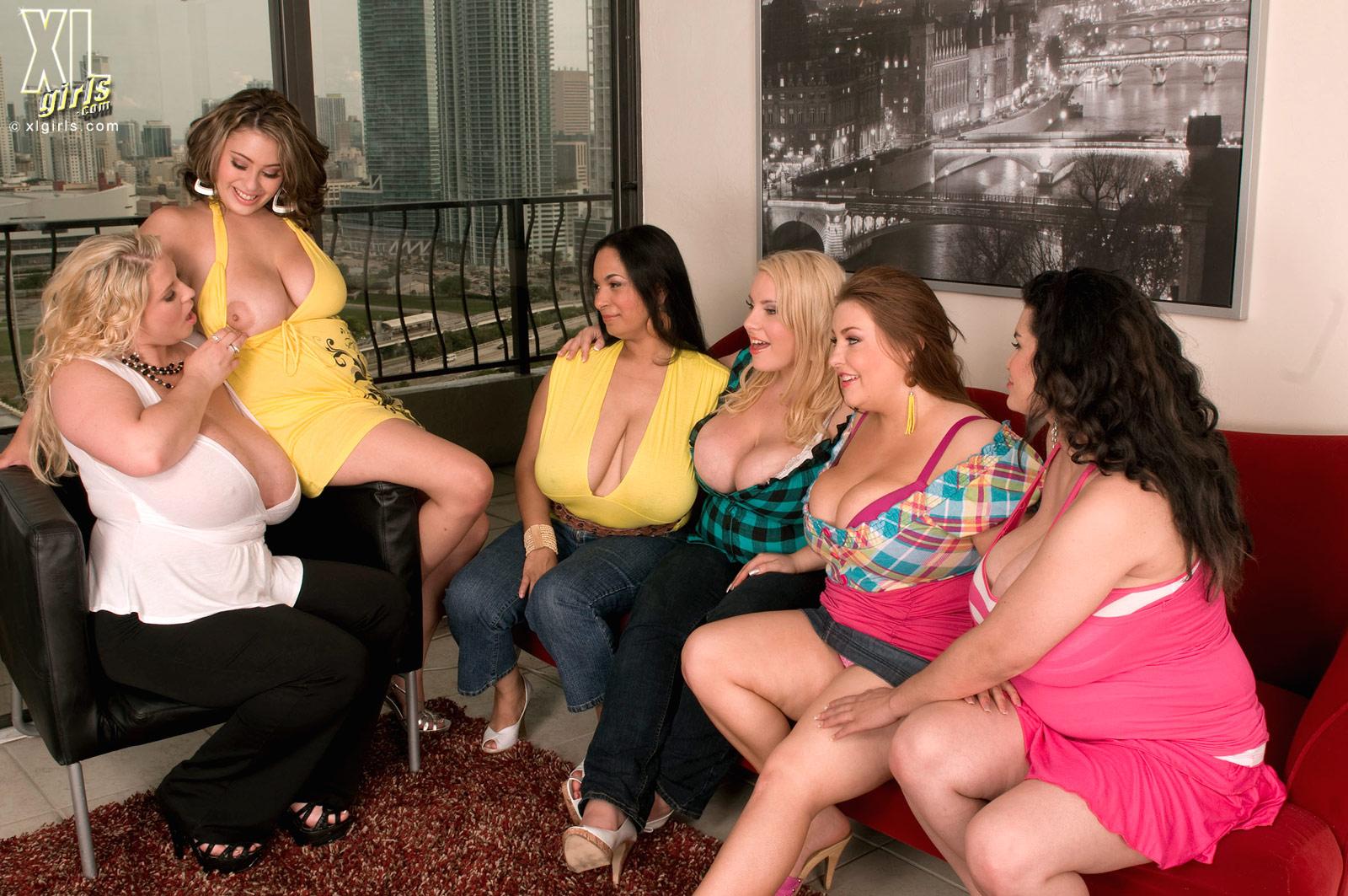 P ump girl orgy